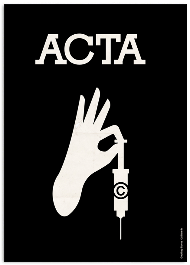 La Roumanie puis la Bulgarie stoppent la ratification de l' #ACTA