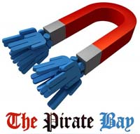 Monde : PirateBay ne diffusera plus de liens Torrent !